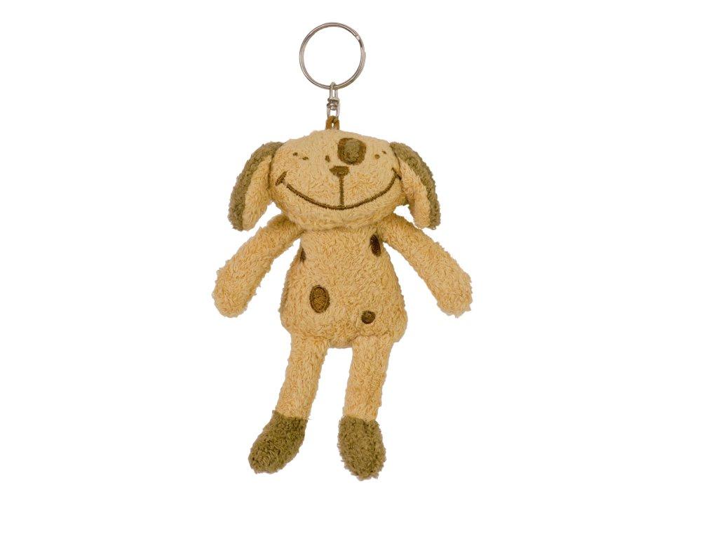 Pes BENNY klíčenka