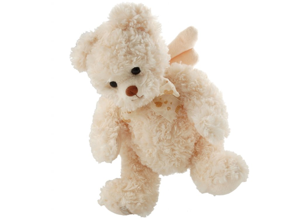 medvídek anděl JANUSZ MY GUARDIAN ANGEL