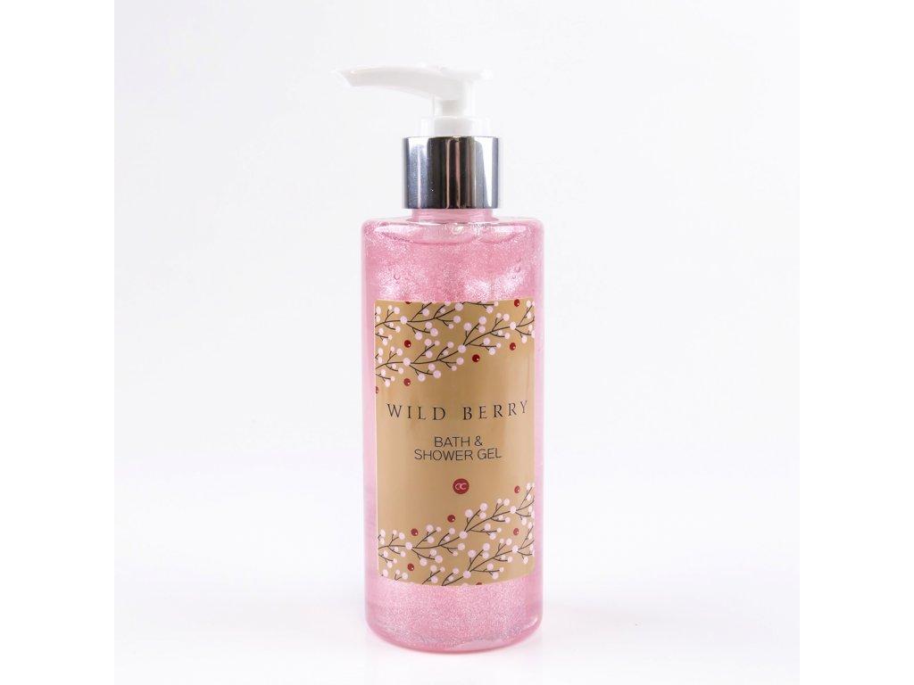 Sprchový gel WILD BERRY