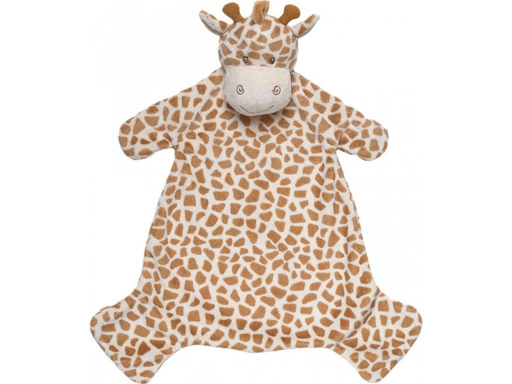 žirafa JUNGLE FRIEND Bing Bing muchláček