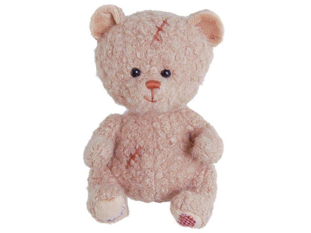 medvídek SWEET LEOPOLD - rezavý