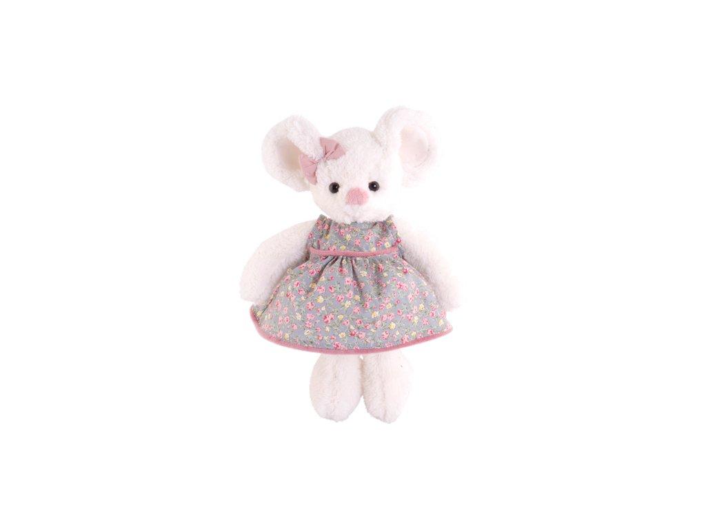 BK MADAMOISELLE MUSETTE myška (25cm) Bukowski Design