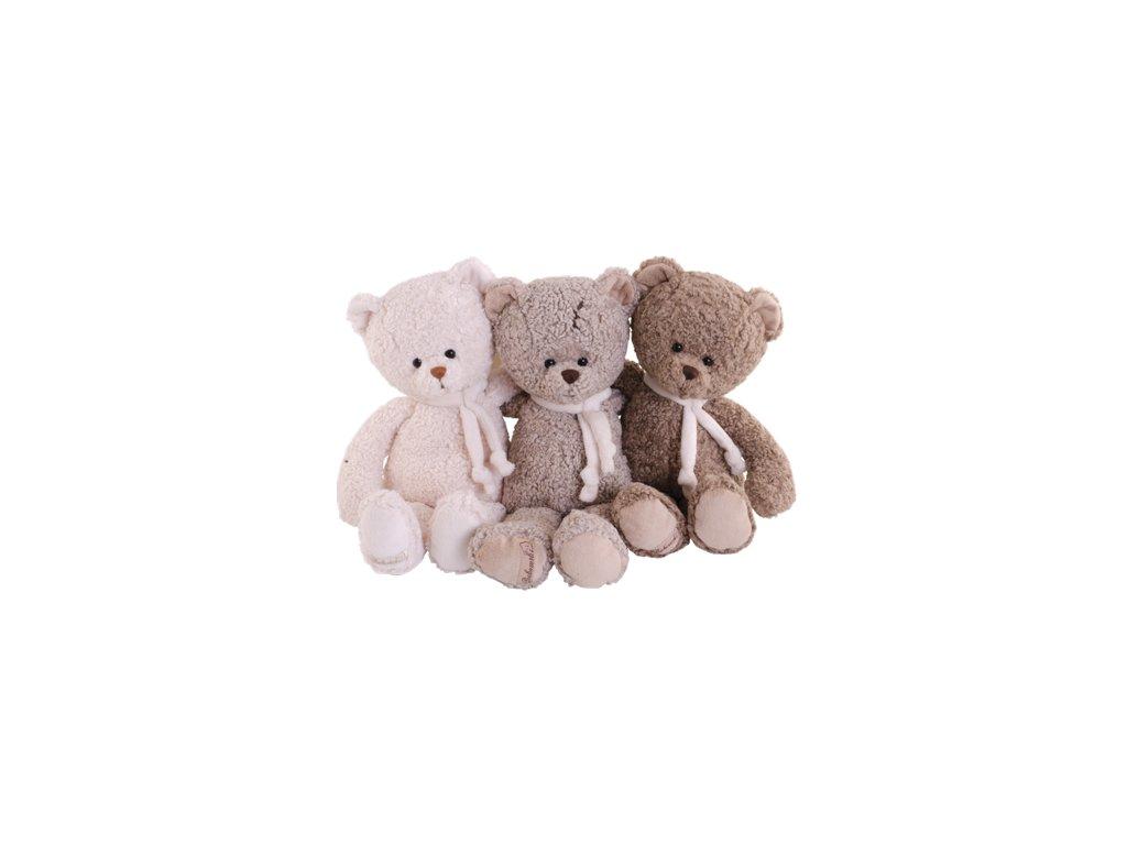 BK BEST FRIEND medvídek hnědý (30cm) Bukowski Design