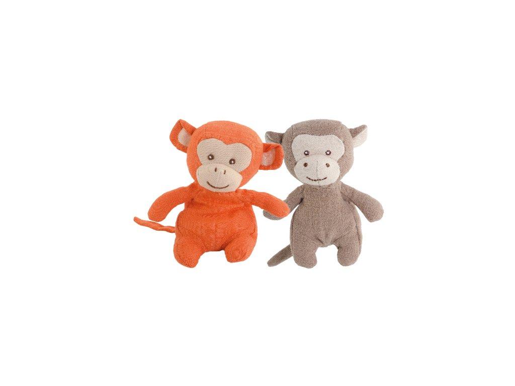 BK BABY HIPPY opička hnědá (15cm) NOVINKA