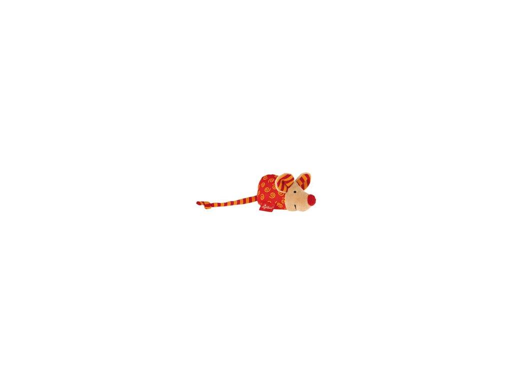 Myška červená
