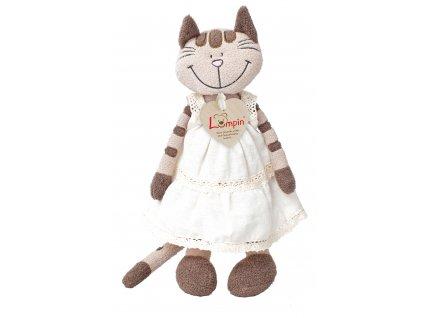 Kočka ANGELIQUE v šatech