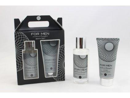 Koupelový set FOR MEN