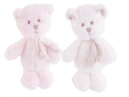 Medvídek Le Petite Maxime (růžový) (15cm)