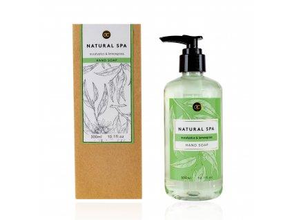 Mýdlo na ruce NATURAL SPA
