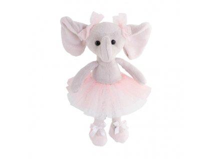 BK LITTLE AUGUSTA slon v sukni (15cm) Bukowski Design NOVINKA