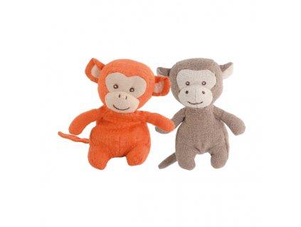 BK BABY HOPPY opička oranžová (15cm) NOVINKA
