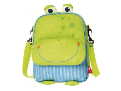 Batoh/taška přes rameno ŽÁBA